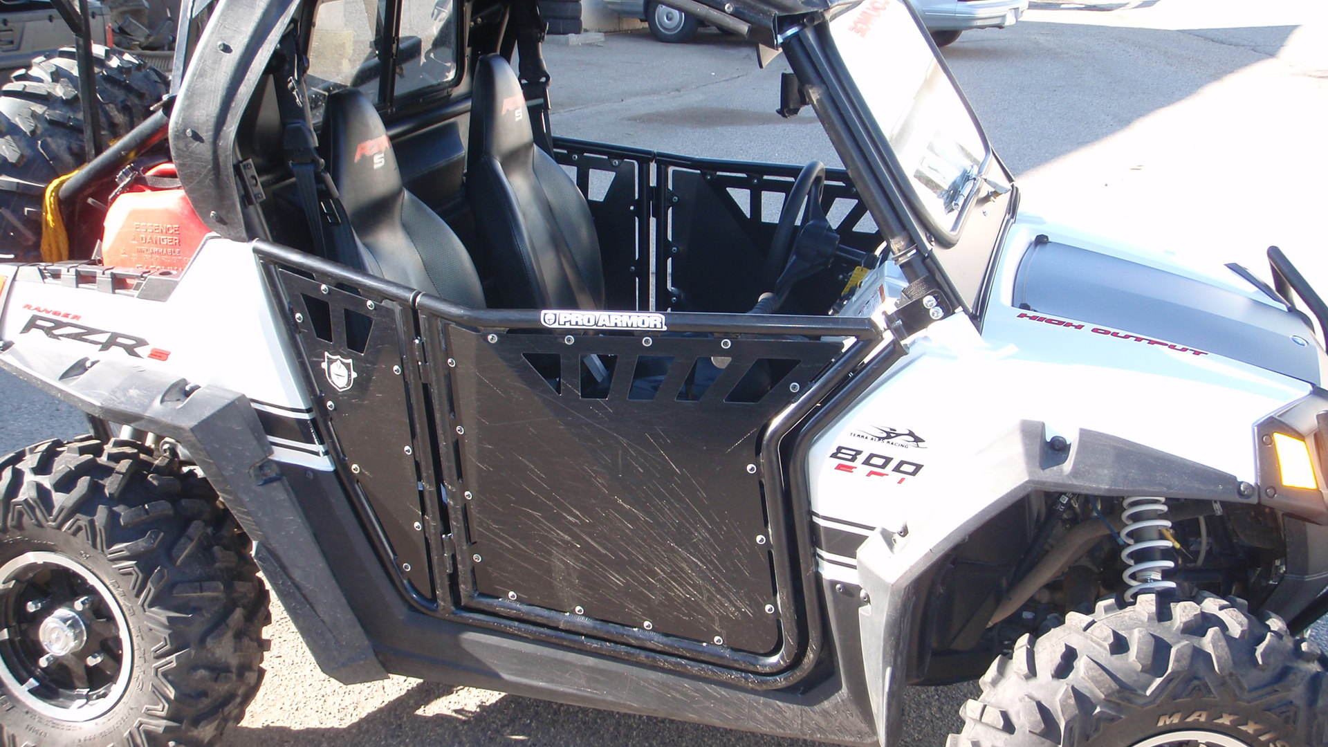 Pro Armor Doors | Terra Alps Racing Inc
