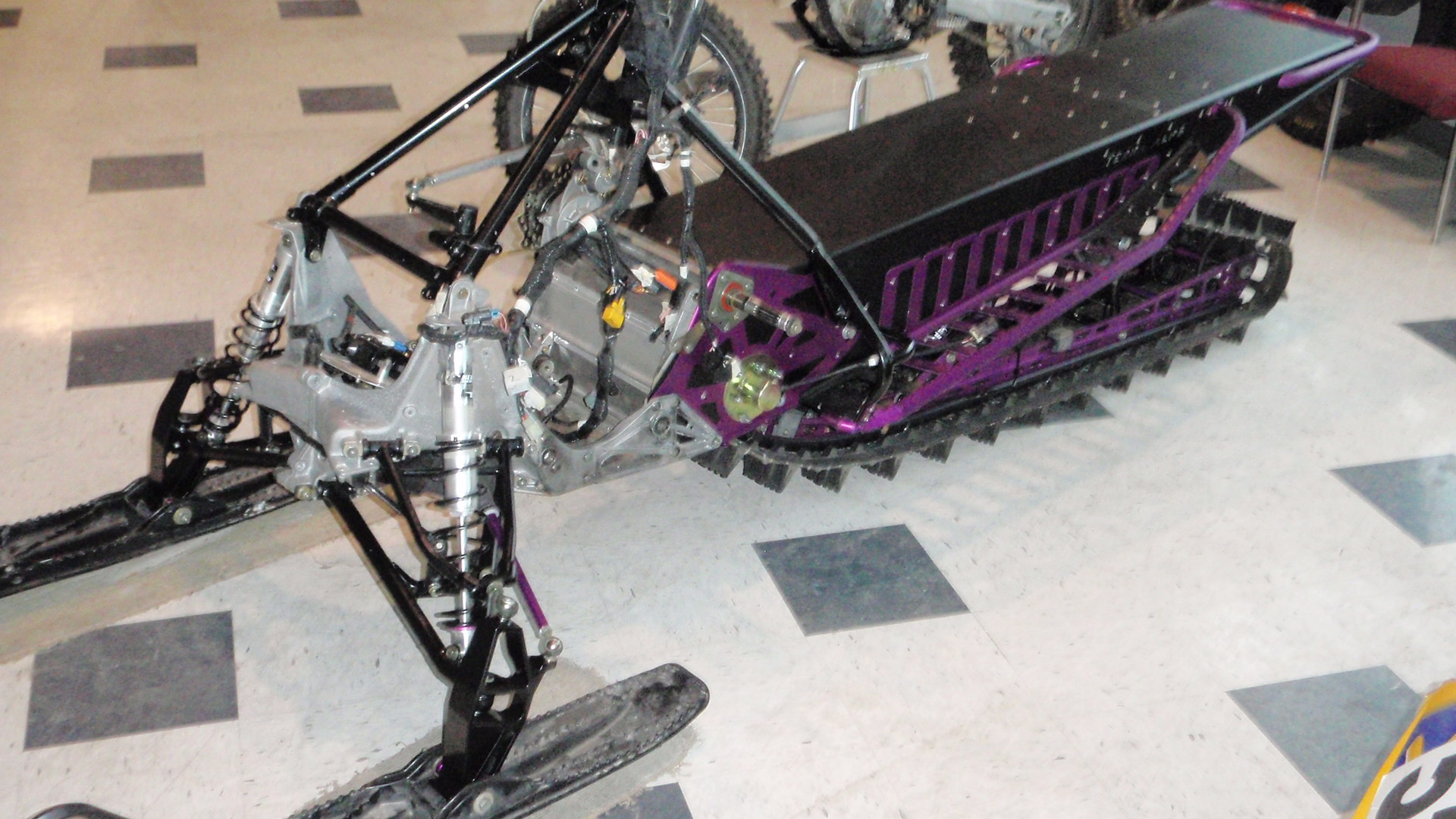 Rmk Pro 2011 2015 Chassis Terra Alps Racing Inc
