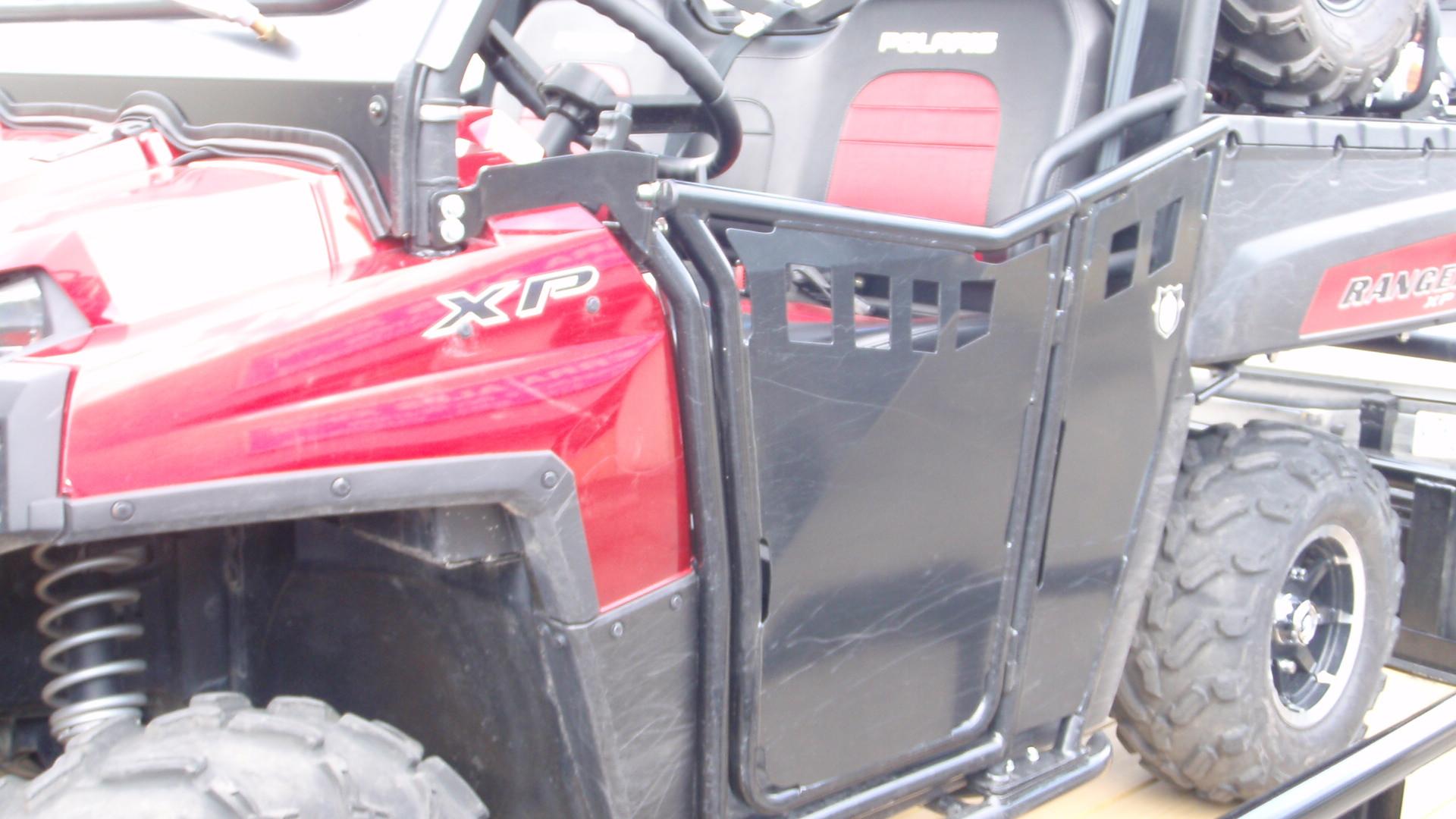 ... Ranger 800 with Pro Armor doors & Pro Armor Doors | Terra Alps Racing Inc.